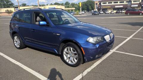 2007 BMW X3 for sale at Shah Motors LLC in Paterson NJ
