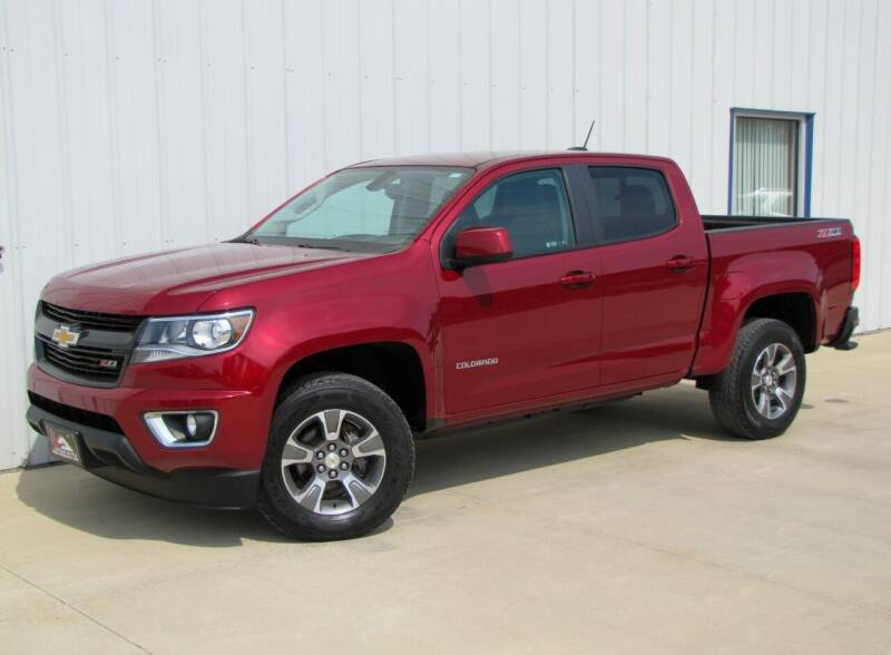 2018 Chevrolet Colorado for sale at Lyman Auto in Griswold IA