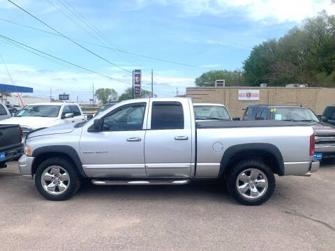 2005 Dodge Ram Pickup 1500 for sale at Iowa Auto Sales, Inc in Sioux City IA