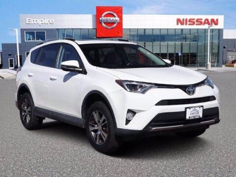 2016 Toyota RAV4 for sale at EMPIRE LAKEWOOD NISSAN in Lakewood CO