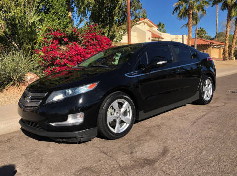 2012 Chevrolet Volt for sale at Arizona Hybrid Cars in Scottsdale AZ