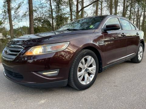 2010 Ford Taurus for sale at Next Autogas Auto Sales in Jacksonville FL