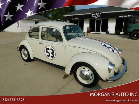 1971 Volkswagen Beetle for sale at Morgan's Auto Inc in Paoli IN