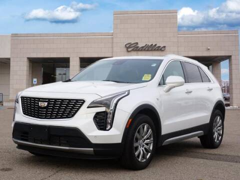 2020 Cadillac XT4 for sale at Suburban Chevrolet of Ann Arbor in Ann Arbor MI