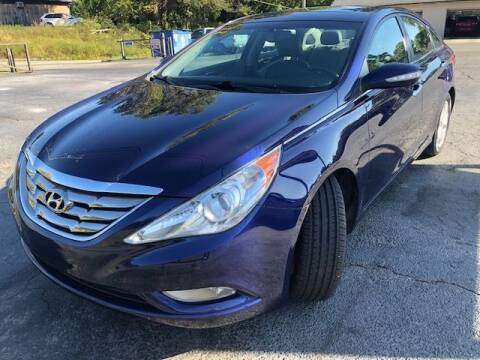 2011 Hyundai Sonata for sale at IDEAL IMPORTS WEST in Rock Hill SC