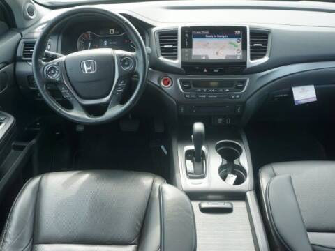2019 Honda Ridgeline for sale at BASNEY HONDA in Mishawaka IN
