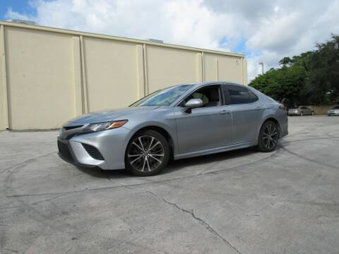2018 Toyota Camry for sale at Easy Deal Auto Brokers in Hollywood FL