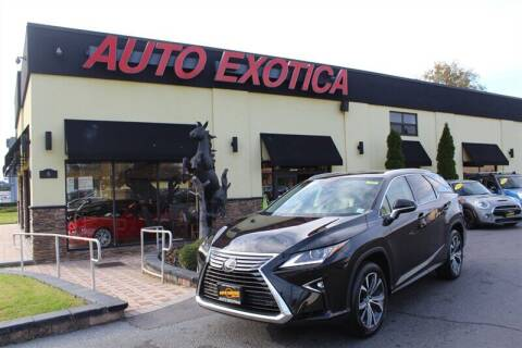 2018 Lexus RX 350L for sale at Auto Exotica in Red Bank NJ