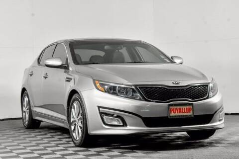 2014 Kia Optima for sale at Chevrolet Buick GMC of Puyallup in Puyallup WA