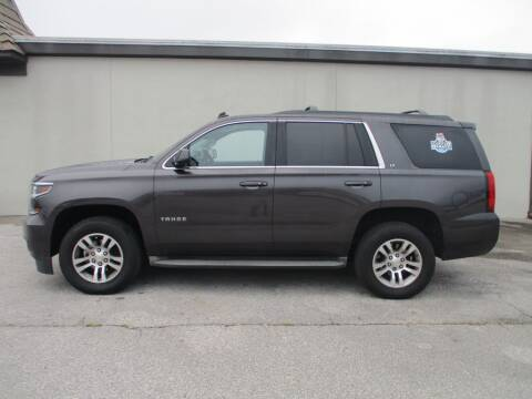 2015 Chevrolet Tahoe for sale at A & P Automotive in Montgomery AL