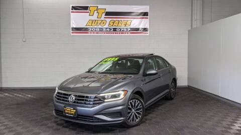 2019 Volkswagen Jetta for sale at TT Auto Sales LLC. in Boise ID