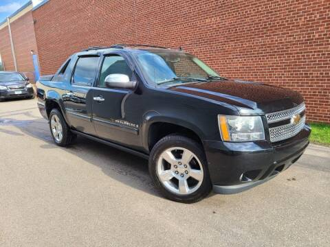 2008 Chevrolet Avalanche for sale at Minnesota Auto Sales in Golden Valley MN