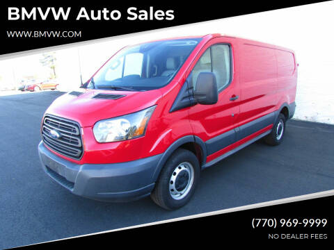 2015 Ford Transit Cargo for sale at BMVW Auto Sales - Trucks and Vans in Union City GA