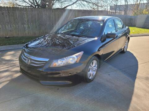2012 Honda Accord for sale at Harold Cummings Auto Sales in Henderson KY