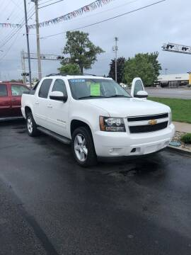 2010 Chevrolet Avalanche for sale at American Auto Group LLC in Saginaw MI