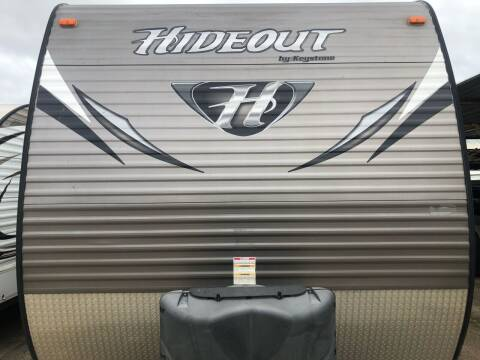 2016 SALE/RENT !!!!  Hideout 25RKS for sale at S & R RV Sales & Rentals, LLC in Marshall TX