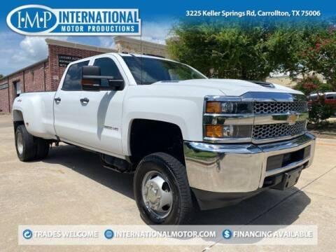 2019 Chevrolet Silverado 3500HD for sale at International Motor Productions in Carrollton TX