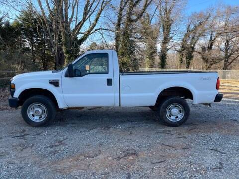 2008 Ford F-350 Super Duty for sale at Mater's Motors in Stanley NC