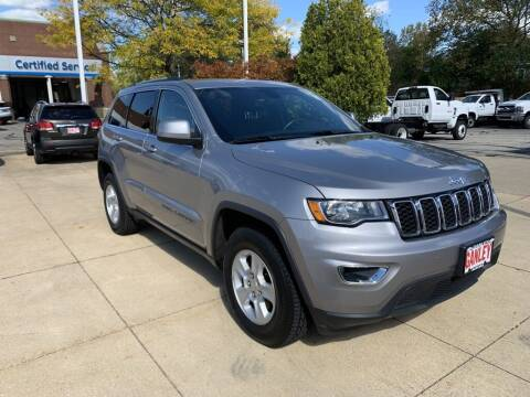 2017 Jeep Grand Cherokee for sale at Ganley Chevy of Aurora in Aurora OH