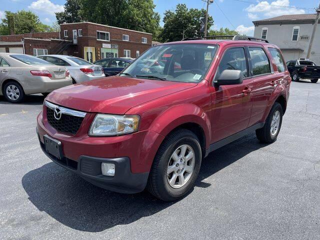 2009 Mazda Tribute for sale at JC Auto Sales in Belleville IL
