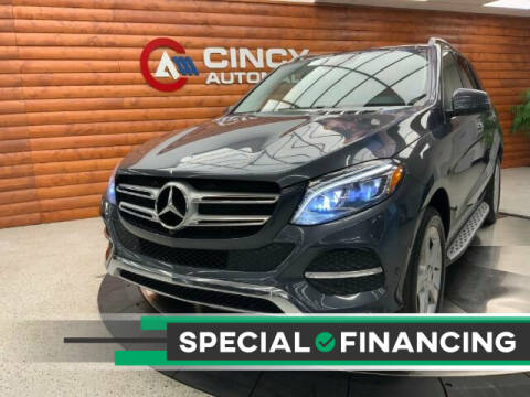 2016 Mercedes-Benz GLE for sale at Dixie Motors in Fairfield OH