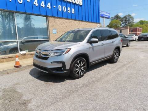 2019 Honda Pilot for sale at Southern Auto Solutions - 1st Choice Autos in Marietta GA