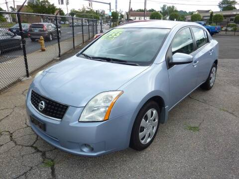 2009 Nissan Sentra for sale at Regner's Auto Sales in Danbury CT