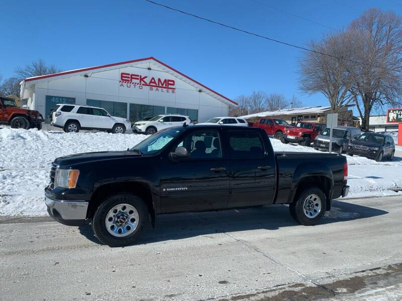 2009 GMC Sierra 1500 for sale at Efkamp Auto Sales LLC in Des Moines IA