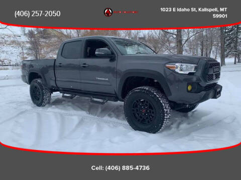 2021 Toyota Tacoma for sale at Auto Solutions in Kalispell MT