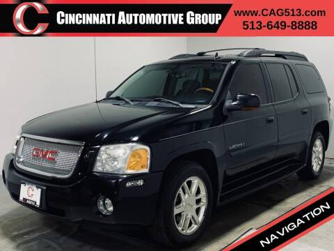 2006 GMC Envoy XL for sale at Cincinnati Automotive Group in Lebanon OH