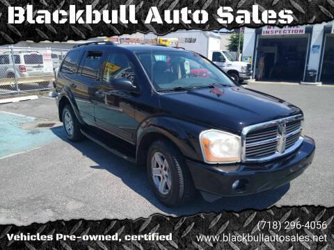 2005 Dodge Durango for sale at Blackbull Auto Sales in Ozone Park NY