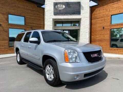 2013 GMC Yukon XL for sale at Hamilton Motors in Lehi UT