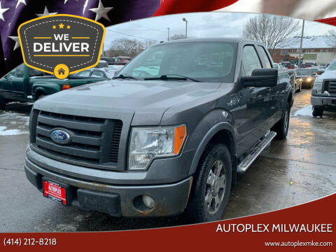 2009 Ford F-150 for sale at Autoplex 2 in Milwaukee WI