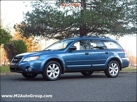 2008 Subaru Outback for sale at M2 Auto Group Llc. EAST BRUNSWICK in East Brunswick NJ