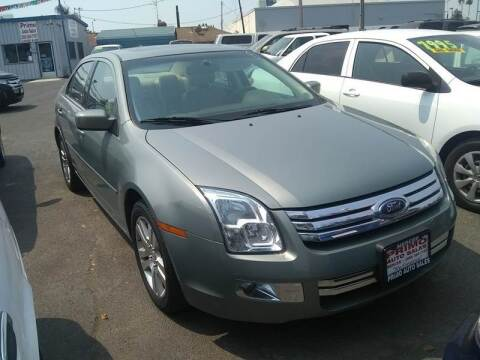 2008 Ford Fusion for sale at Primo Auto Sales in Merced CA