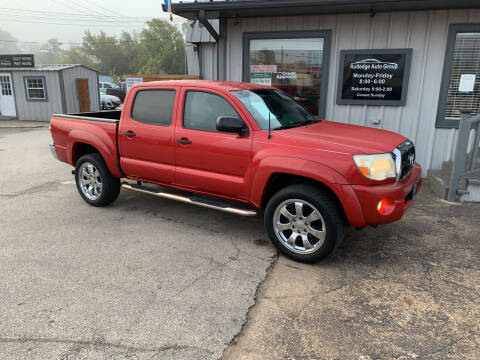 2011 Toyota Tacoma for sale at Rutledge Auto Group in Palestine TX