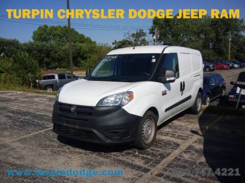 2018 RAM ProMaster City Cargo for sale at Turpin Dodge Chrysler Jeep Ram in Dubuque IA