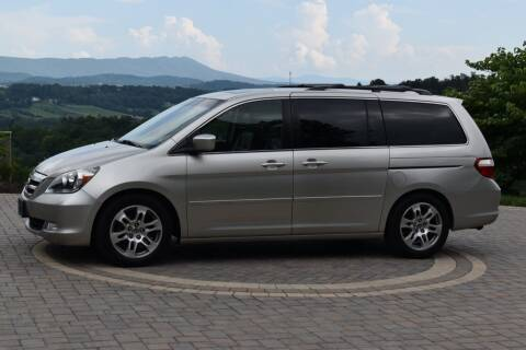 2007 Honda Odyssey for sale at JW Auto Sales LLC in Harrisonburg VA