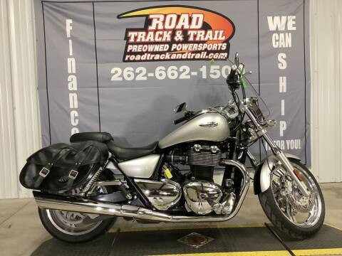 2011 Triumph Thunderbird for sale at Road Track and Trail in Big Bend WI