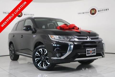 2018 Mitsubishi Outlander PHEV for sale at INDY'S UNLIMITED MOTORS - UNLIMITED MOTORS in Westfield IN
