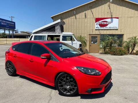 2013 Ford Focus for sale at Approved Autos in Bakersfield CA