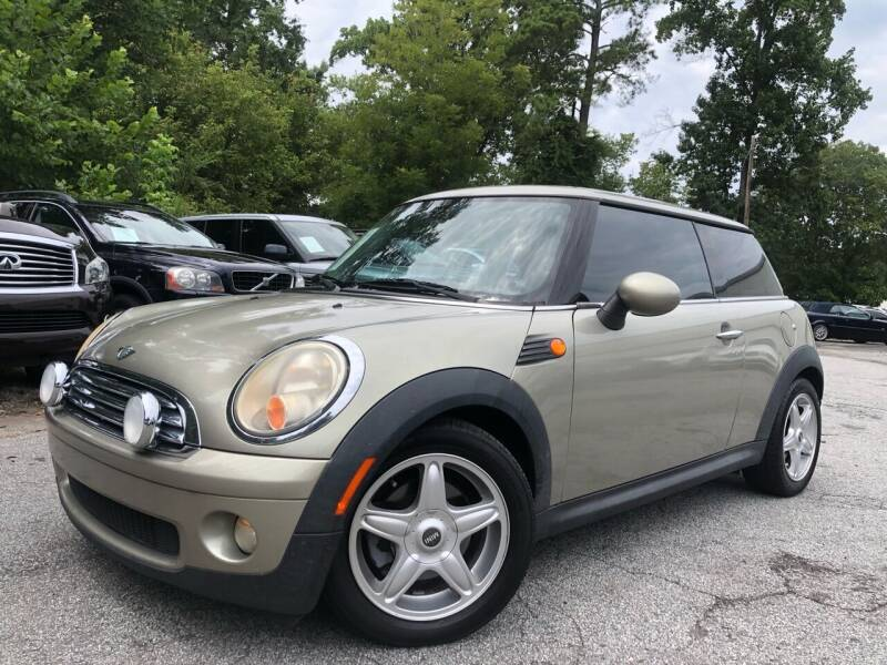 2007 MINI Cooper for sale at Car Online in Roswell GA