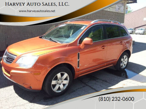 2008 Saturn Vue for sale at Harvey Auto Sales, LLC. in Flint MI