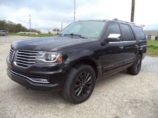 2015 Lincoln Navigator for sale at PICAYUNE AUTO SALES in Picayune MS