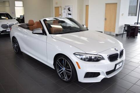 2018 BMW 2 Series for sale at BMW OF NEWPORT in Middletown RI