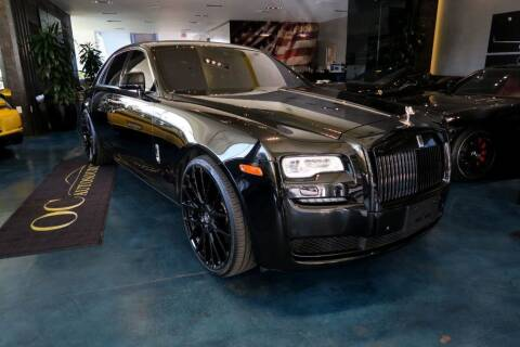 2015 Rolls-Royce Ghost for sale at OC Autosource in Costa Mesa CA