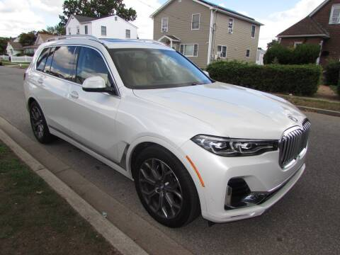2019 BMW X7 for sale at First Choice Automobile in Uniondale NY