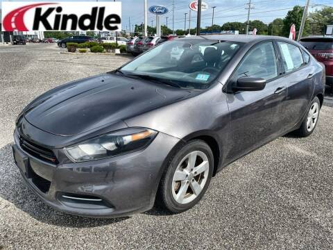 2015 Dodge Dart for sale at Kindle Auto Plaza in Middle Township NJ