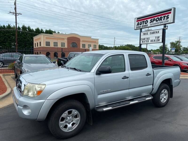 2007 Toyota Tacoma for sale at Auto Sports in Hickory NC