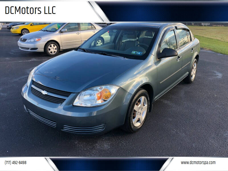 2005 Chevrolet Cobalt for sale at DCMotors LLC in Mount Joy PA